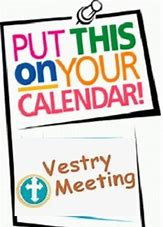 Vestry meeting